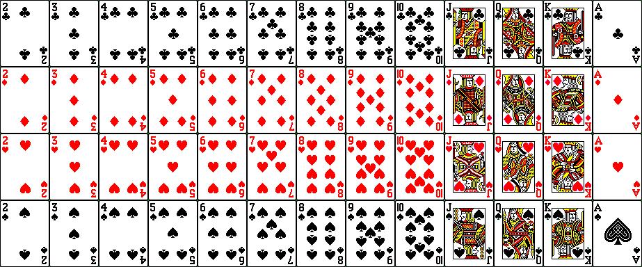 Играться онлайн карточный пасьянс